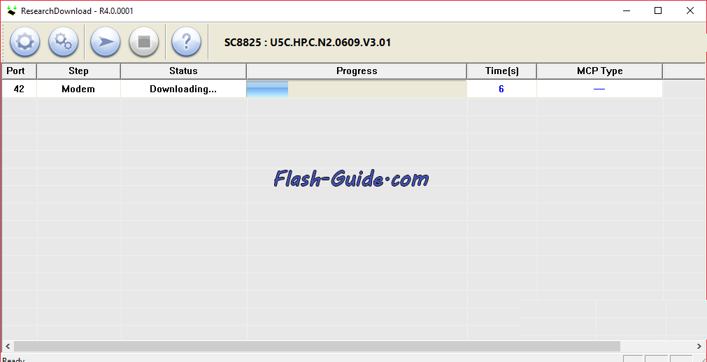 How to Flash Gfive EA70 Stock ROM Firmware