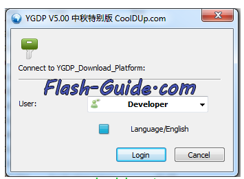 How to Flash CoolPad 8190 Stock ROM Firmware